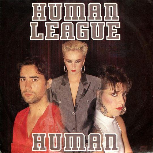 Coverafbeelding Human - Human League