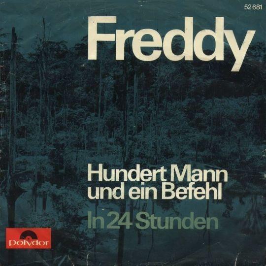 Coverafbeelding Hundert Mann Und Ein Befehl - Freddy