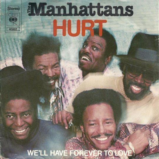 Coverafbeelding Hurt - The Manhattans