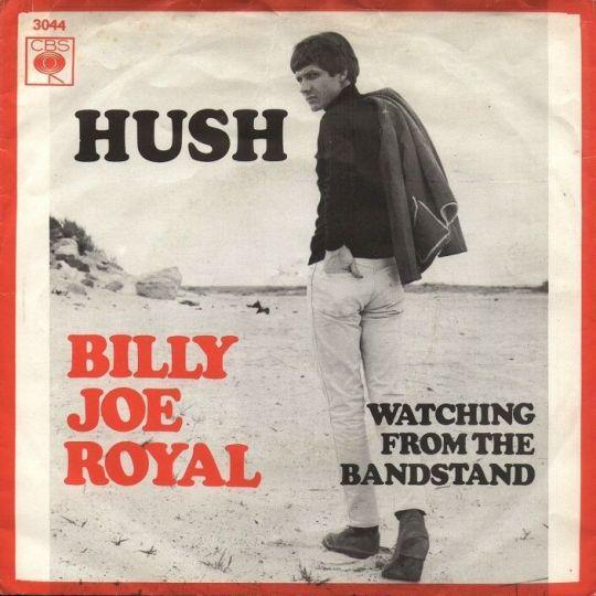 Coverafbeelding Billy Joe Royal - Hush