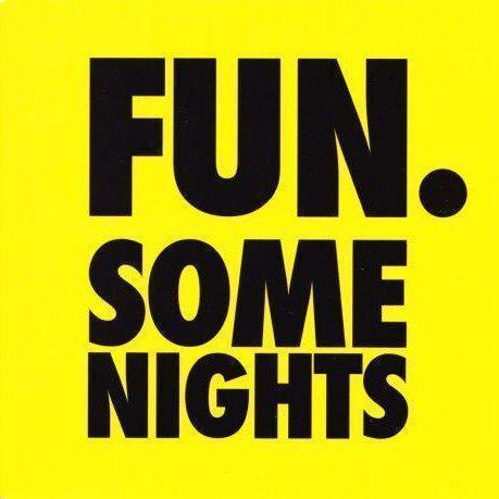 Coverafbeelding Some Nights - Fun.