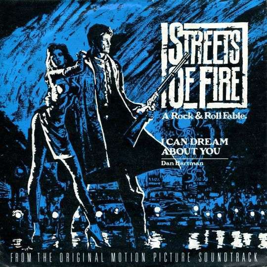 Coverafbeelding I Can Dream About You - Dan Hartman