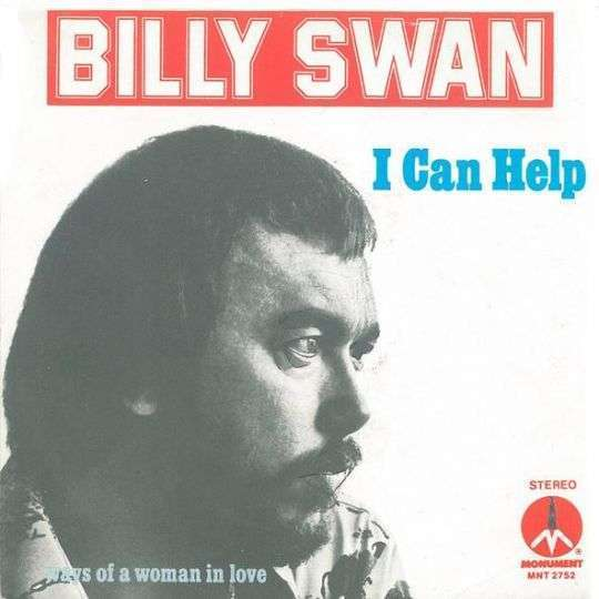 Coverafbeelding I Can Help - Billy Swan