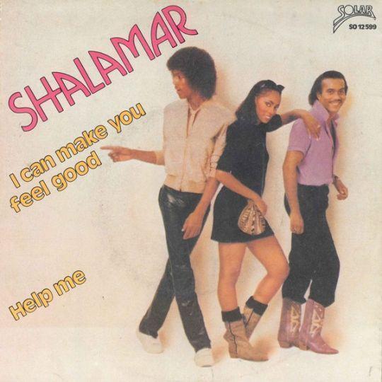 Coverafbeelding Shalamar - I Can Make You Feel Good