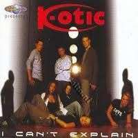Coverafbeelding I Can't Explain - Starmaker Presents: K-Otic
