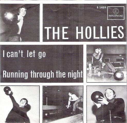 Coverafbeelding I Can't Let Go - The Hollies