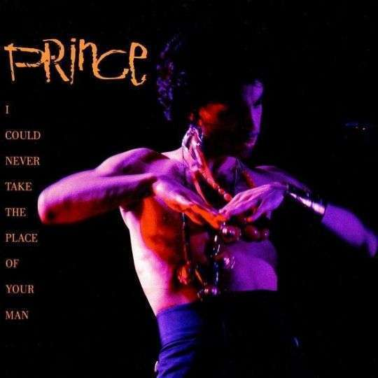 Coverafbeelding I Could Never Take The Place Of Your Man - Prince
