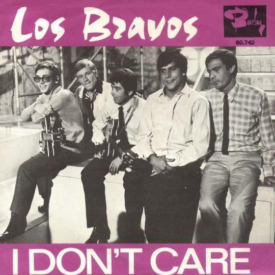 Coverafbeelding I Don't Care - Los Bravos