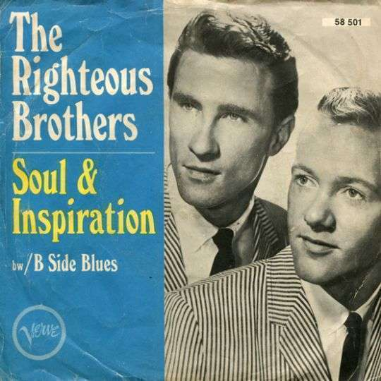 Coverafbeelding Soul & Inspiration - The Righteous Brothers