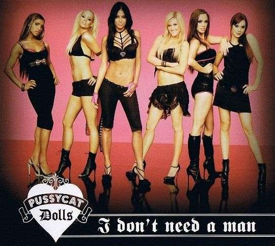 Coverafbeelding I Don't Need A Man - Pussycat Dolls