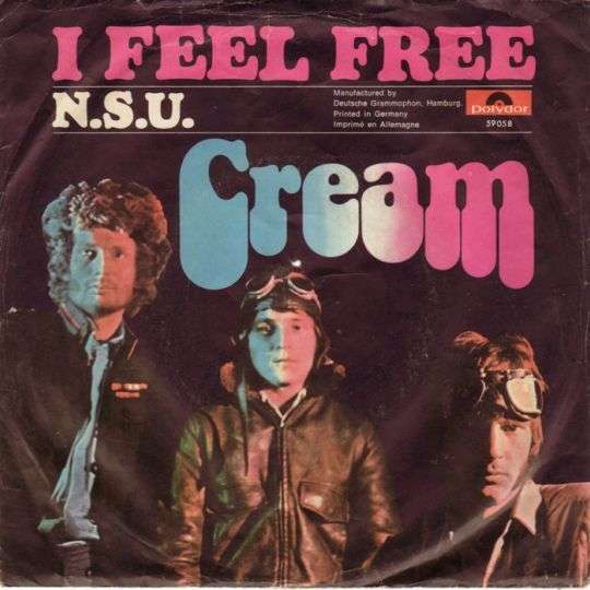 Coverafbeelding I Feel Free - Cream
