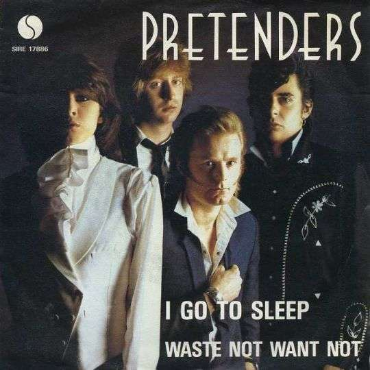 Coverafbeelding I Go To Sleep - Pretenders