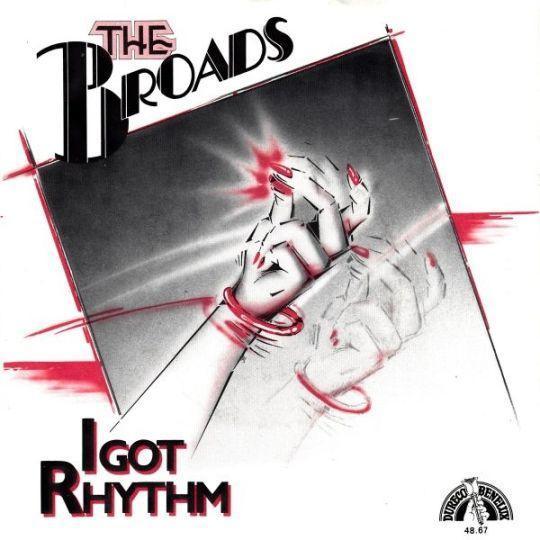 Coverafbeelding The Broads - I Got Rhythm