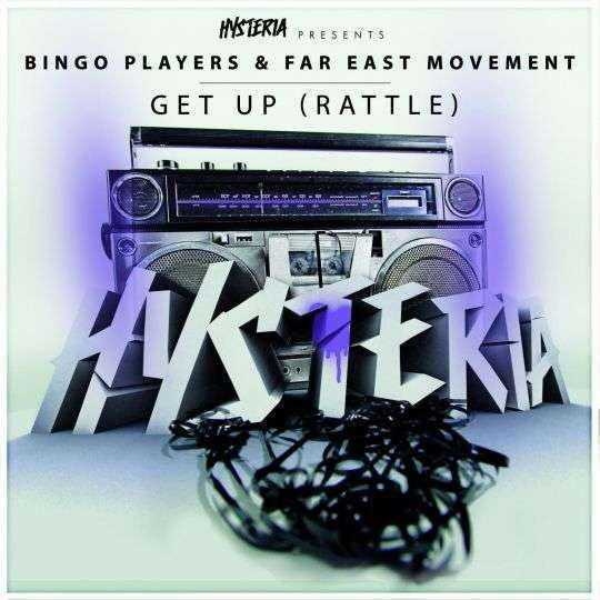 Coverafbeelding Get Up (Rattle) - Bingo Players & Far East Movement