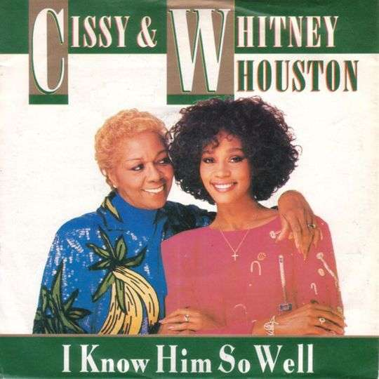 Coverafbeelding Cissy & Whitney Houston - I Know Him So Well
