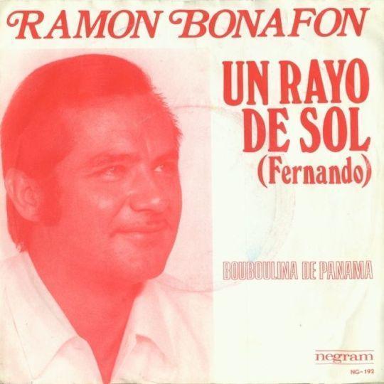 Coverafbeelding Ramon Bonafon - Un Rayo De Sol (Fernando)