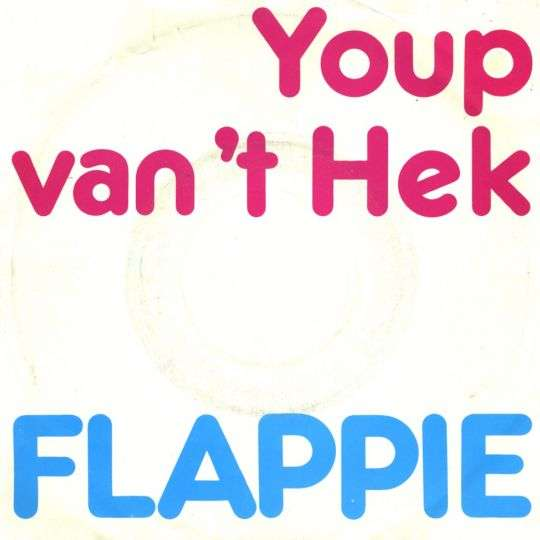 Coverafbeelding Youp Van 't Hek - Flappie