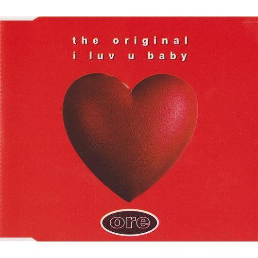 Coverafbeelding The Original - I Luv U Baby