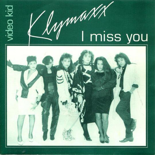 Coverafbeelding I Miss You - Klymaxx