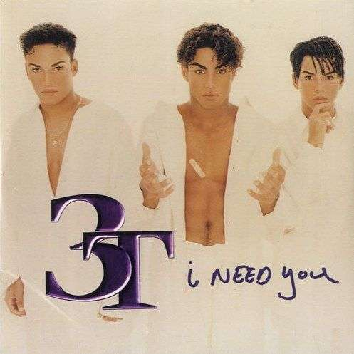 Coverafbeelding I Need You - 3T