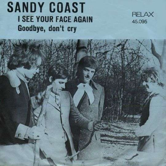 Coverafbeelding I See Your Face Again - Sandy Coast