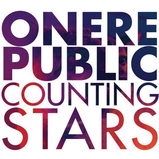 Coverafbeelding Counting Stars - Onerepublic