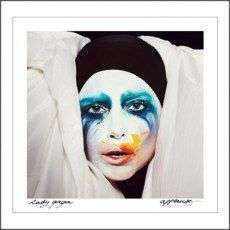 Coverafbeelding Applause - Lady Gaga