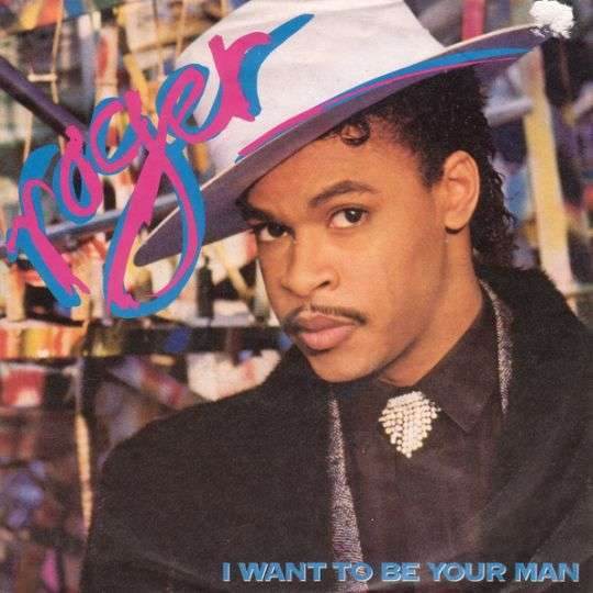 Coverafbeelding Roger - I Want To Be Your Man