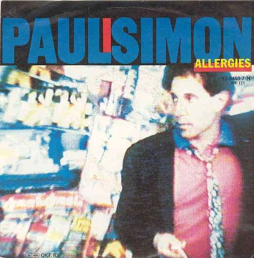 Coverafbeelding Allergies - Paul Simon