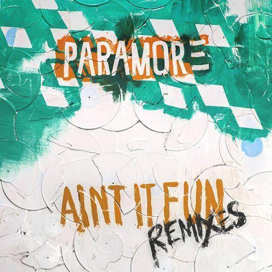 Coverafbeelding Ain't It Fun - Paramore
