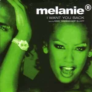 "Coverafbeelding Melanie B featuring Missy ""Misdemeanor"" Elliott - I Want You Back"
