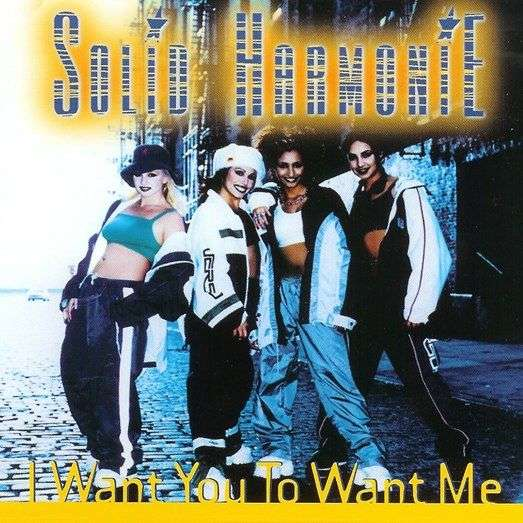 Coverafbeelding Solid HarmoniE - I Want You To Want Me
