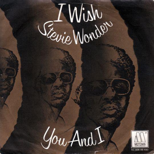 Coverafbeelding Stevie Wonder - I Wish