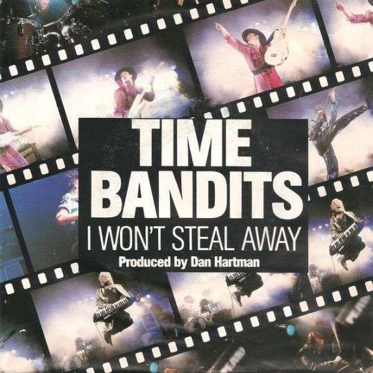 Coverafbeelding I Won't Steal Away - Time Bandits