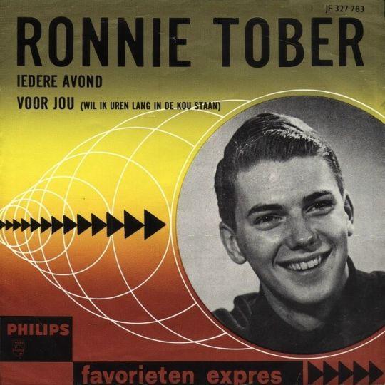 Coverafbeelding Iedere Avond - Ronnie Tober