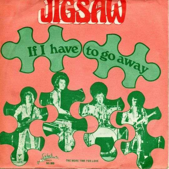 Coverafbeelding If I Have To Go Away - Jigsaw ((Gbr))