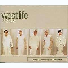Coverafbeelding If I Let You Go - Westlife