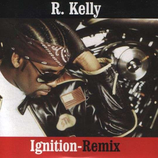 Coverafbeelding Ignition-Remix - R. Kelly