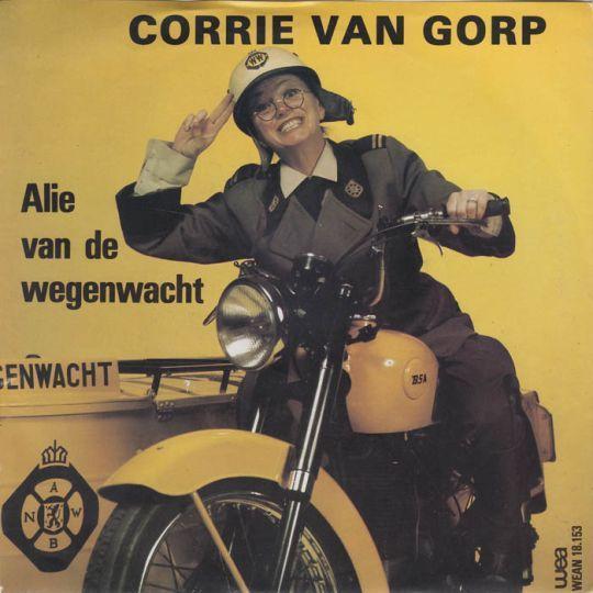 Coverafbeelding Alie Van De Wegenwacht - Corrie Van Gorp