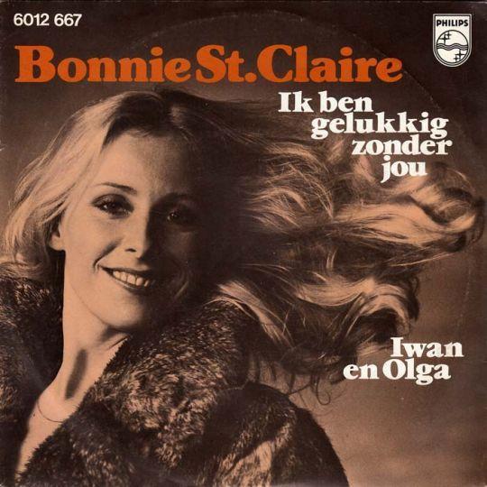 Coverafbeelding Ik Ben Gelukkig Zonder Jou - Bonnie St. Claire