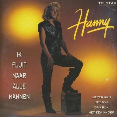 Coverafbeelding Ik Fluit Naar Alle Mannen - Hanny