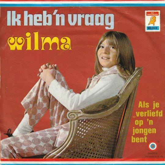 Coverafbeelding Ik Heb 'n Vraag - Wilma