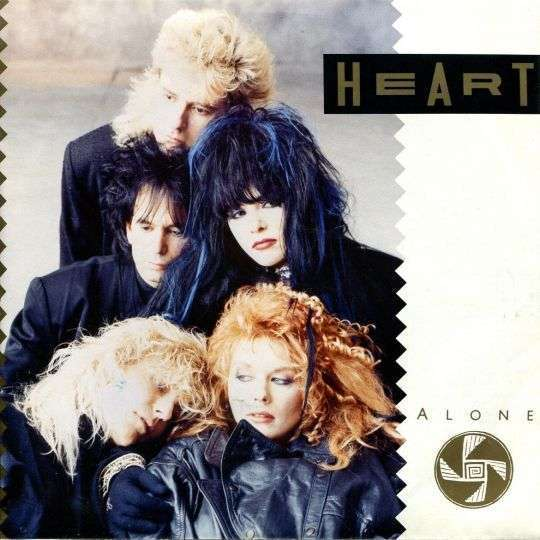 Coverafbeelding Alone - Heart ((Usa))