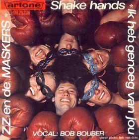 Coverafbeelding Ik Heb Genoeg Van Jou - Zz En De Maskers - Vocal: Bob Bouber