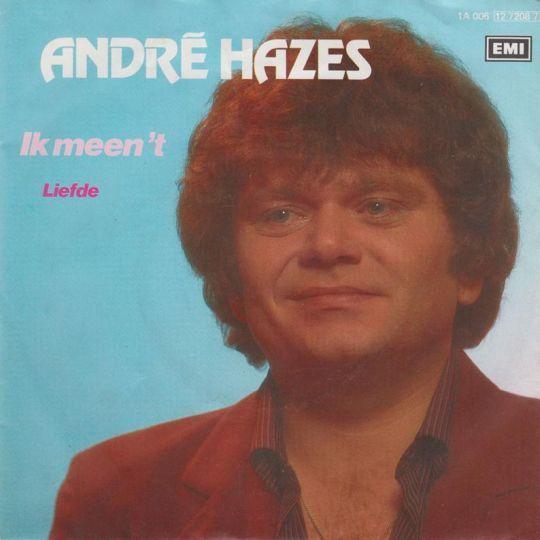 Coverafbeelding Ik Meen 't - André Hazes