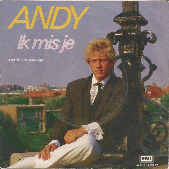 Coverafbeelding Andy - Ik Mis Je