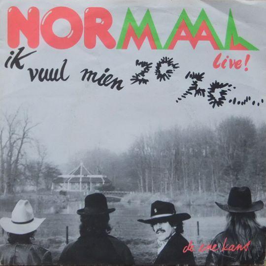 Coverafbeelding Ik Vuul Mien Zo Zo... - Live! - Normaal