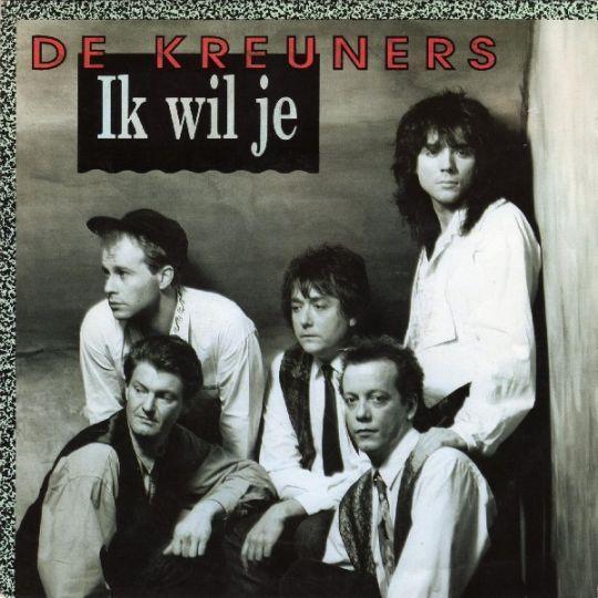 Coverafbeelding De Kreuners - Ik Wil Je