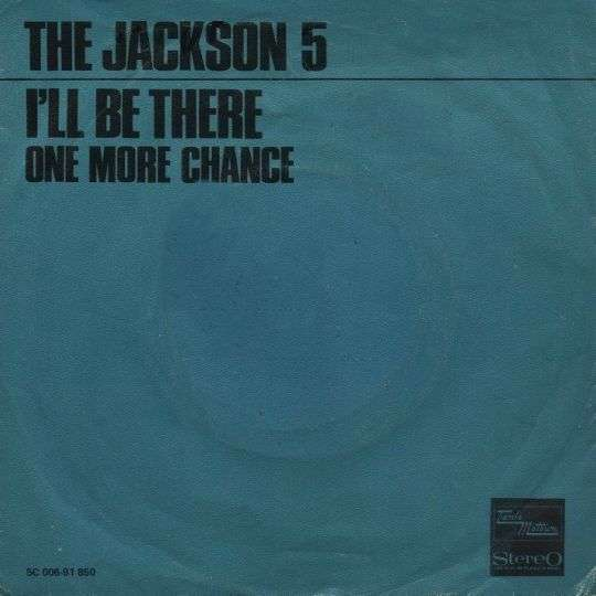 Coverafbeelding I'll Be There - The Jackson 5