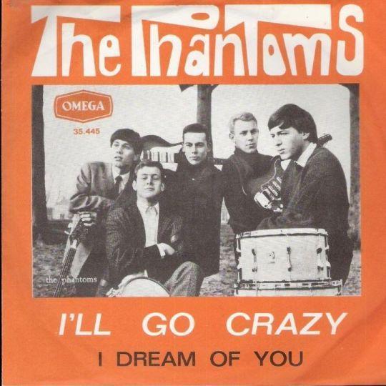 Coverafbeelding The Phantoms - I'll Go Crazy